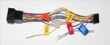 Pioneer DEH-P6800MP DEHP6800MP DEH P6800MP Power Loom Wiring Harness lead ISO Genuines spare part